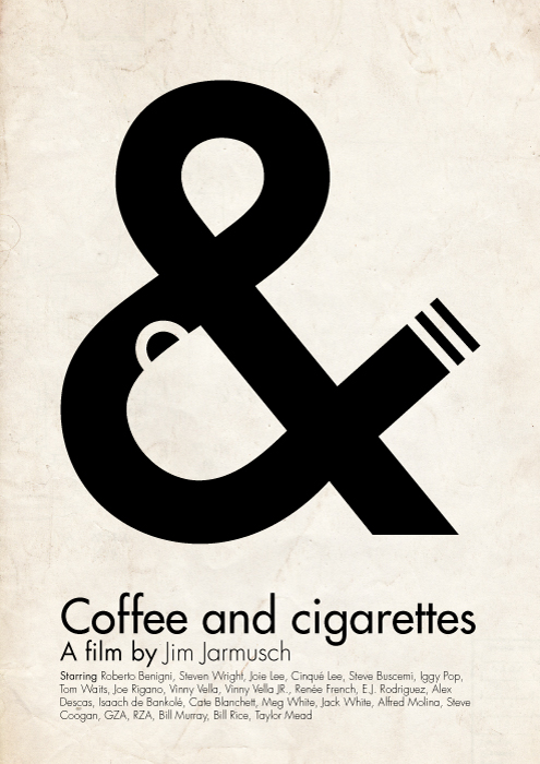 och-annie : Clever typographic poster. Damn you clever creator.