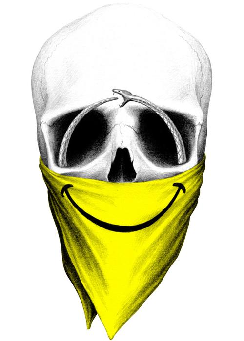 baubauhaus :      headofcrayons :     Jonathan Zawada, Rave Rock Infinite Death, 2008