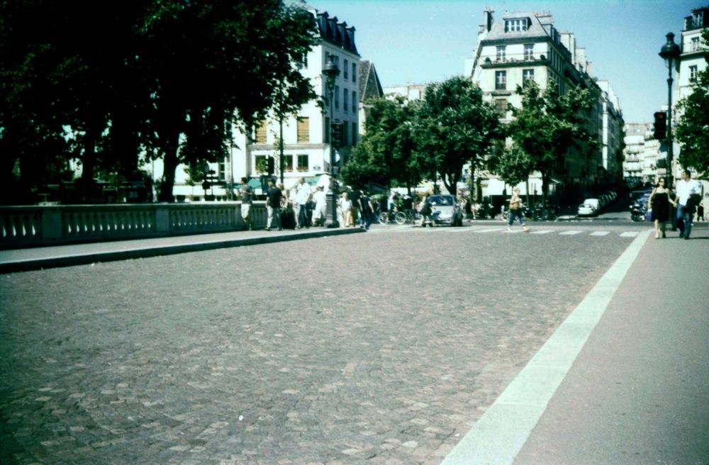 Very nice stuff on here. istillshootfilm: Paris | Shot with a Smena Symbol | Cross Processed Processed Fuji Astia