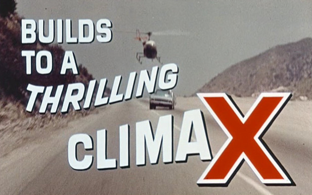 Today is brought to you by my black leather boots, my avocado and Vegemite mix… and a double entendre in the form of a still from 'x: the man with x-ray eyes' (1963). Happy Hump Day.     nevver :      Clima X