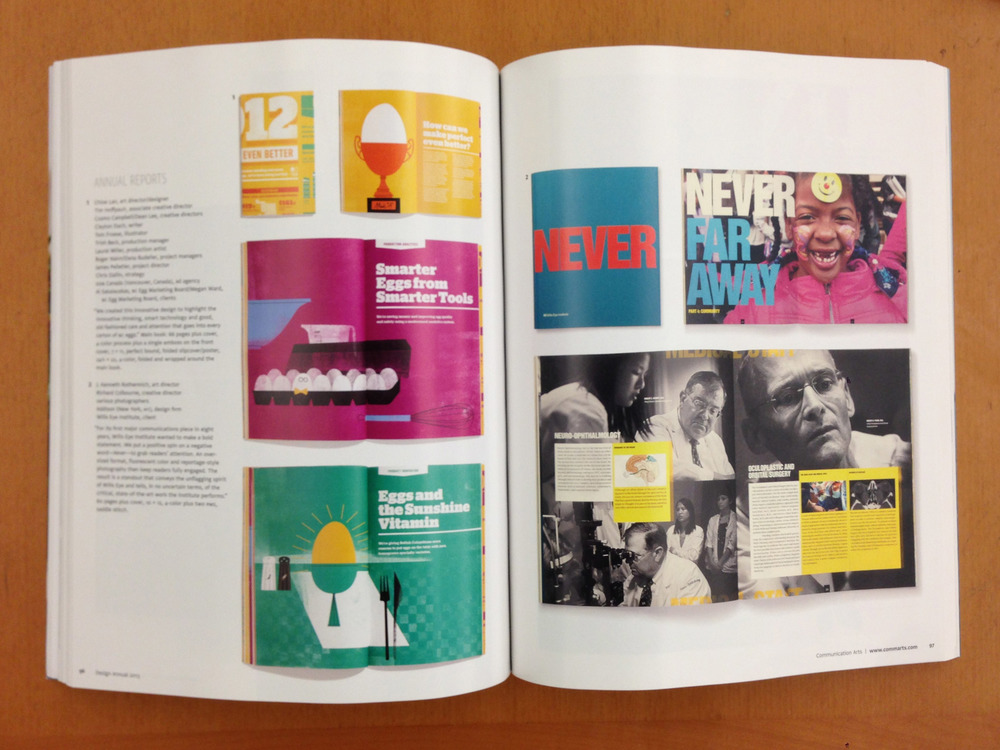 Creative Arts 2013 Design Annual
