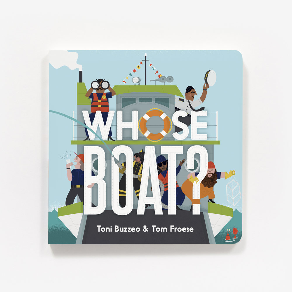 Whose Boat?  was released in May 2018