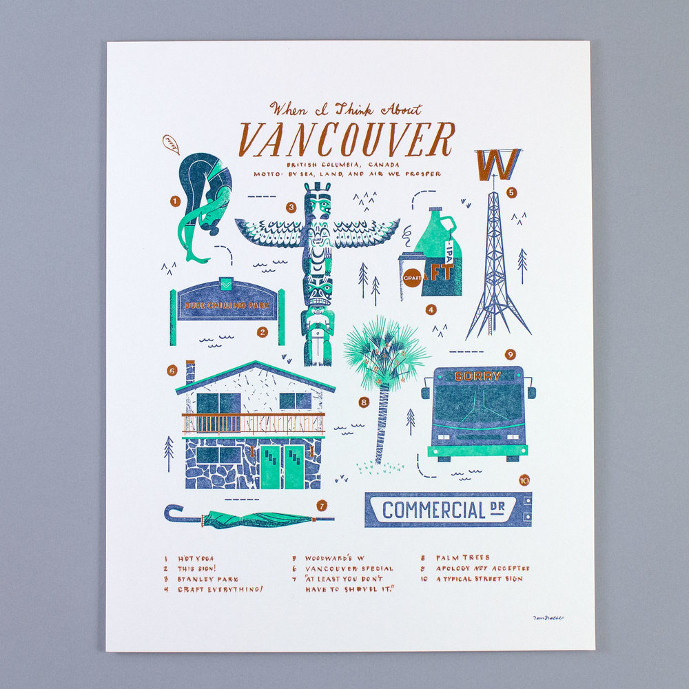 The Canadianist: City Series (Vancouver)