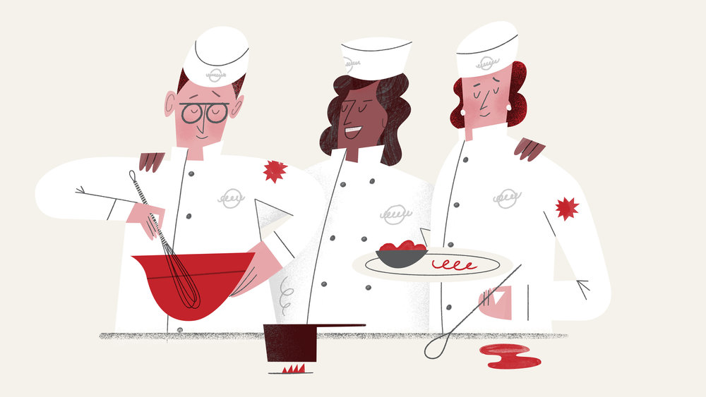 Illustration for White Spot