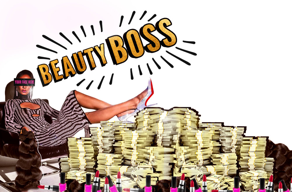 BUILD YOUR BEAUTY EMPIRE - beautybosslab™ is your ultimate resource for TIPS & TOOLS on selling HAIR & BEAUTY products online. Build your brand, attract your target customers, stand out in the industry, make sales!Download the Beauty Boss Brand Launch Checklist containing over 200+ checkpoints to ensure your product launch is FLAWLESS.