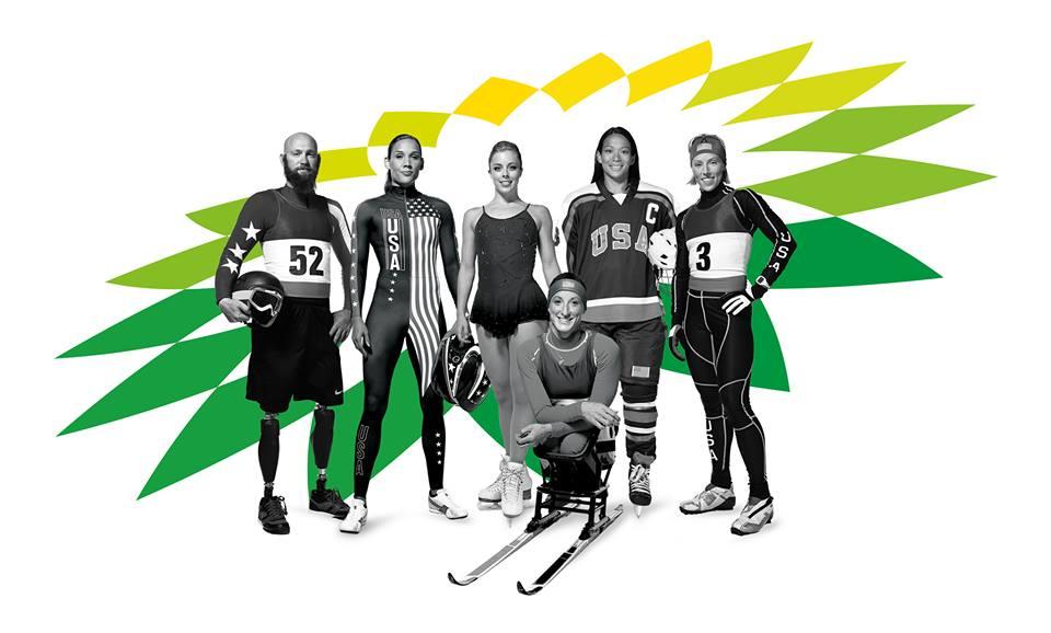Members of the 2014 BP Team USA