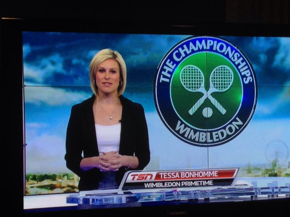 2014 TSN Wimbledon Primetime
