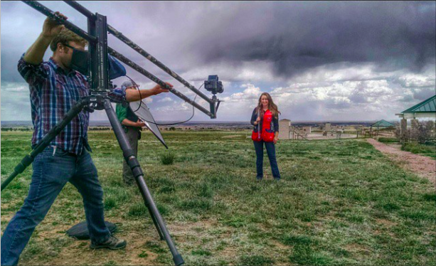 NRA All Access shot on location in Colorado Springs
