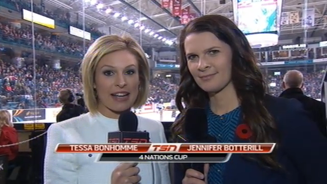 2014 Four Nations Cup - LIVE from BC on TSN