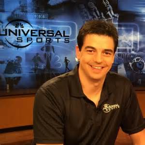 Nick was a long time employee of Universal Sports and when they were acquired by NBC Sports Group he was offered a one year extension.