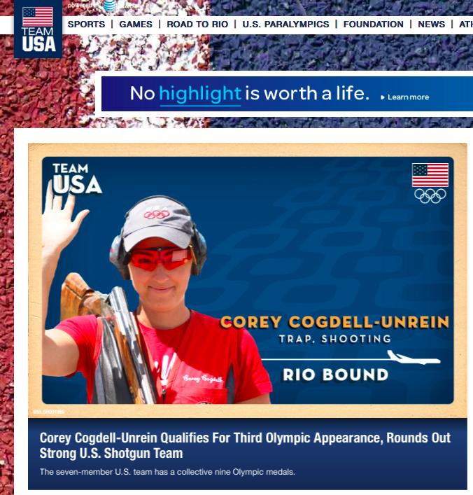 American Group Management Llc Corey Cogdell-Unrein