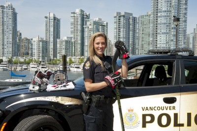 Constable 2936 - Vancouver Police Department