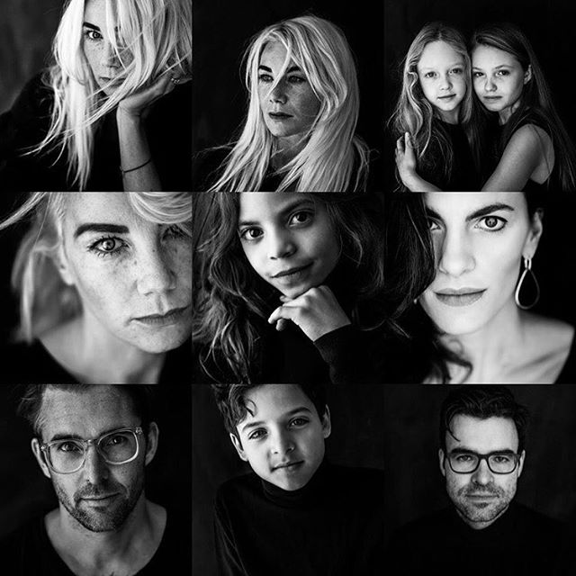 Best nine from of 2018 @diana_moschitz_face.forward  #blackandwhite #portrait #faceforward #dianamoschitz