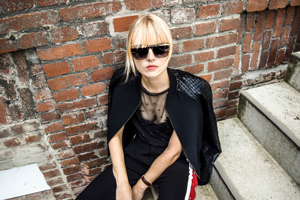 Ulli MahlerNEW YorK Sunglasses - Click to see the post