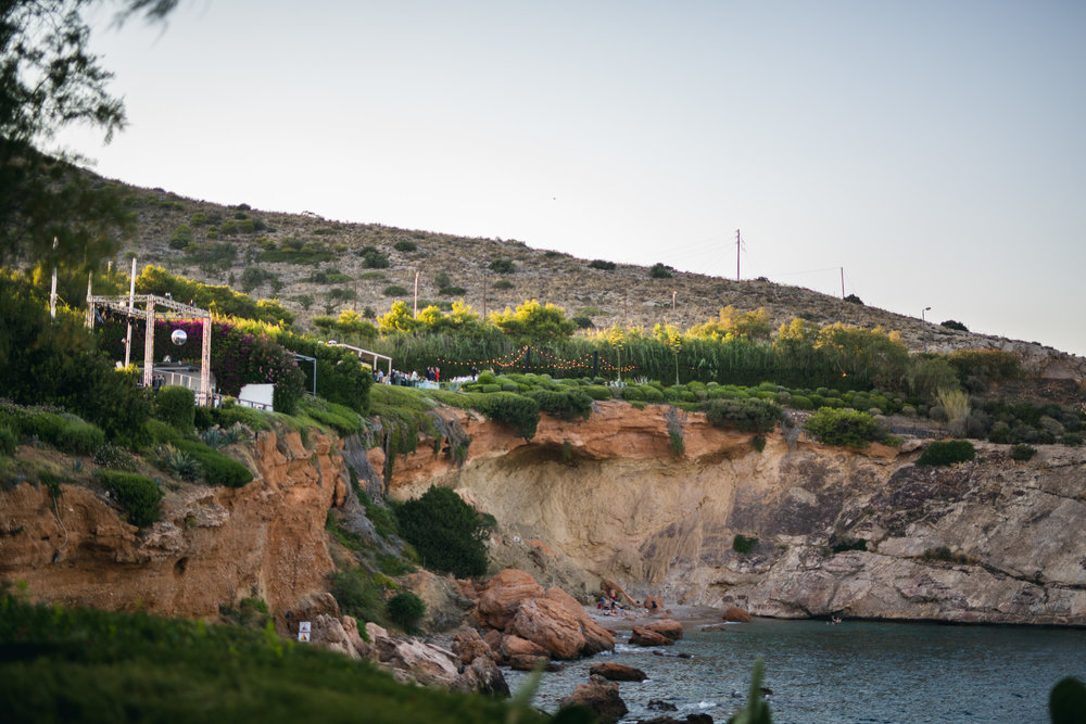 OUR DREAM WEDDING PART I - AT ISLAND ATHENS RIVIERA