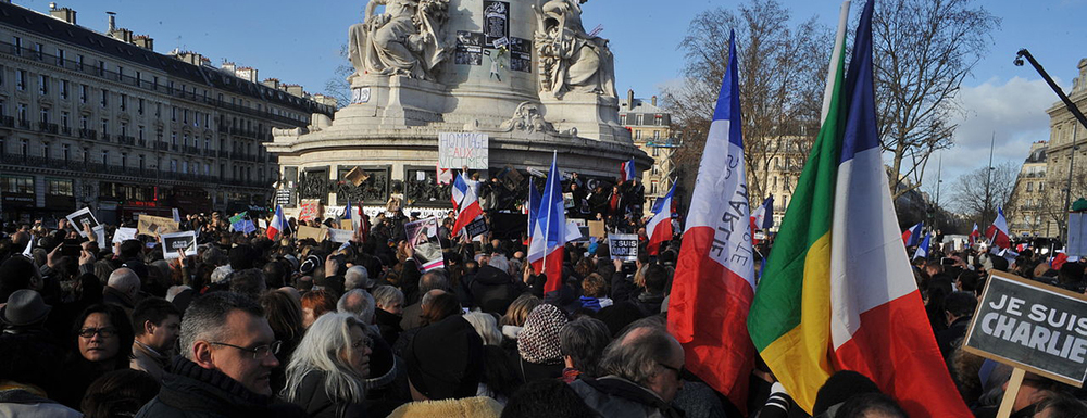 "Headline image credit: Paris rally in support of the victims of the 2015 Charlie Hebdo shooting, 11 January 2015. Photo by ""sébastien amiet;l"". CC BY 2.0 via Flickr. - See more at: http://blog.oup.com/2015/01/fear-terror-signal-crimes-counter-terrorism-charlie-hebdo/#sthash.MEigEKOU.dpuf"