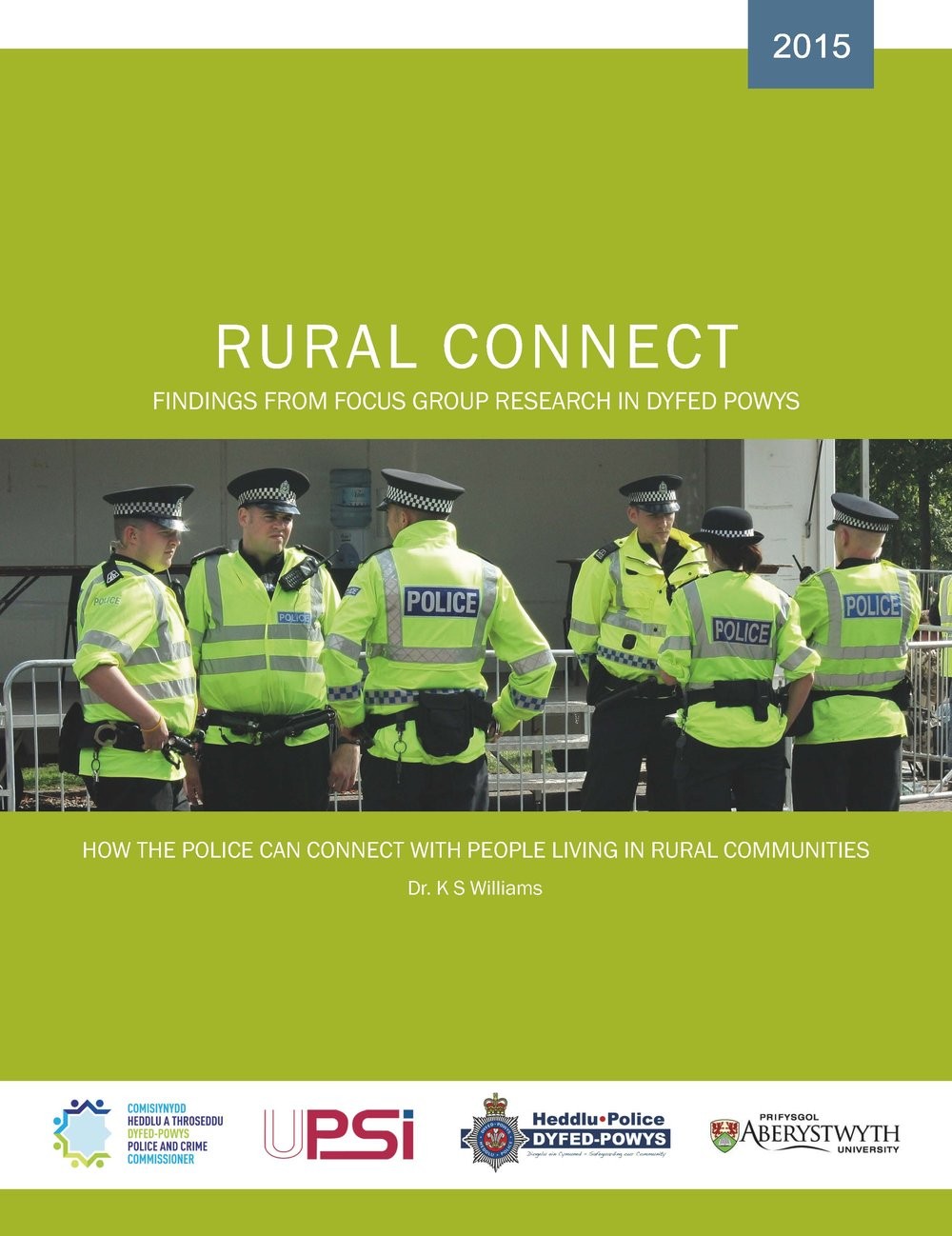Rural Connect: Findings from Focus Group Research in Dyfed Powys