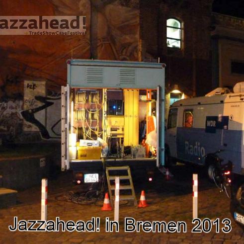 Jazzahead! in Bremen