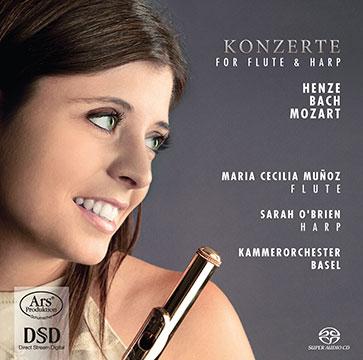 Cecilia Munoz, Sarah O´Brien und das Kammerorchester Basel