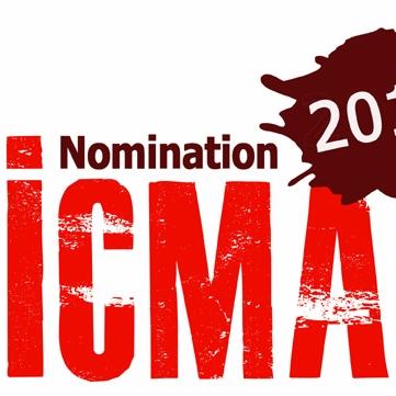 Drei Produktionen nominiert für den ICMA 2015!!!