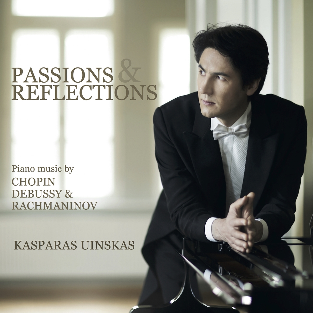 Kasparas Uinskas - Passions and Reflections