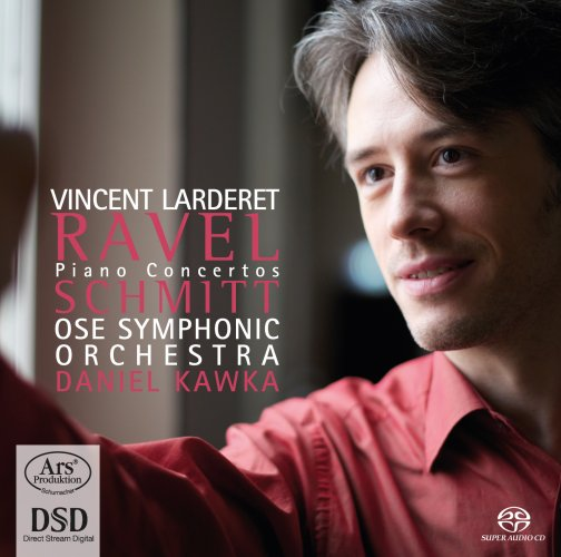 Vincent Larderet - OSE Symphonic Orchestre - Daniel Kawka