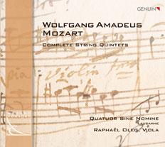 Mozart - Complete String Quintet