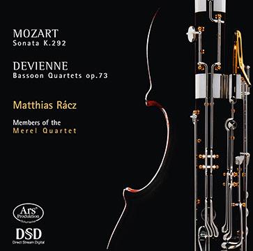 Matthias Racz und Mitglieder des Merel Quartetts...