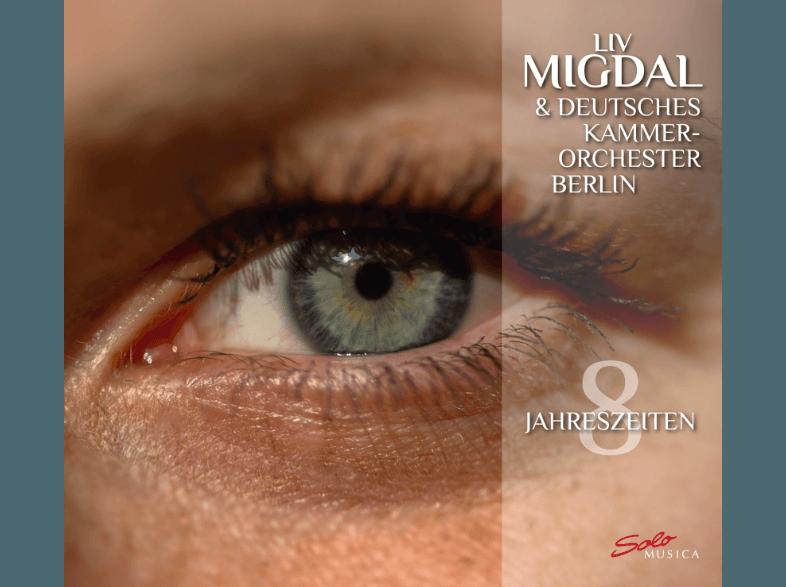 Liv Migdal / Deutsches Kammerorchester Berlin