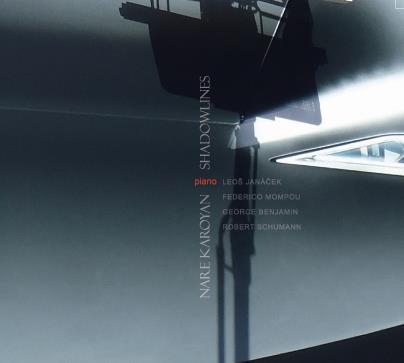 Nare Karoyan - Shadowlines