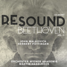 Beethoven RESOUND - Vol. 3 Egmont