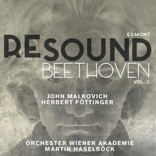 Beethoven RESOUND - Vol. 3 Egmont
