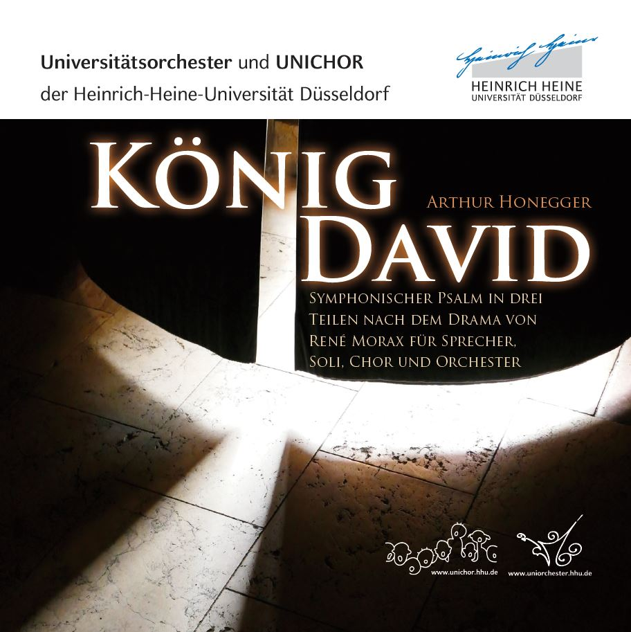 Honegger: König David