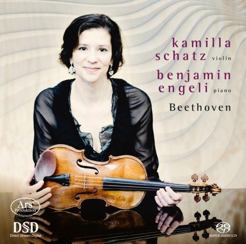 Kamilla Schatz, Benjamin Engeli - Beethoven