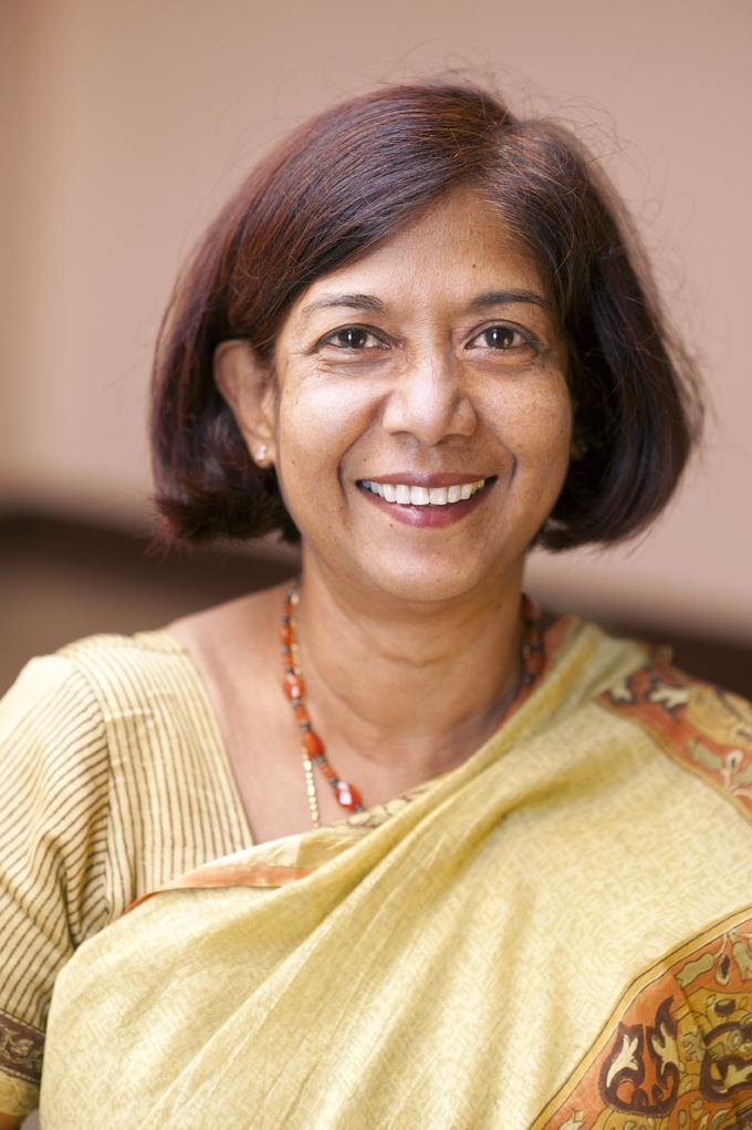 Professor Priya Davidar