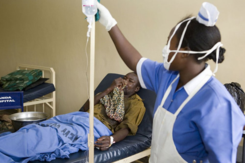Ebola... a grim prognosis for most victims.