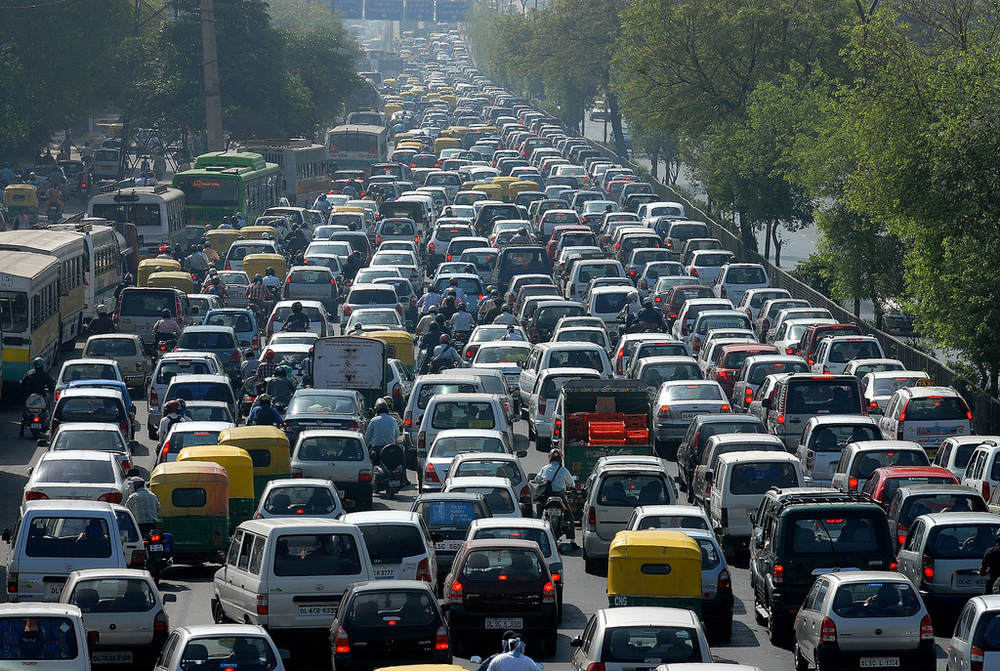 Are You Ready For A Planet With 2 Billion Cars Alert