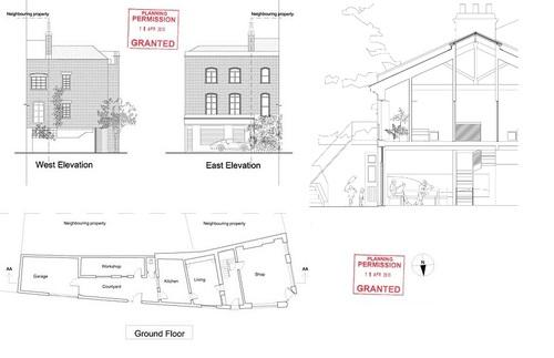 2D Floor plans-Elevations-Sections — BuildOnPlanning