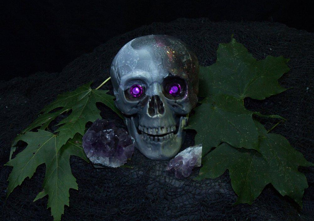Summer Season Skull  $30.00
