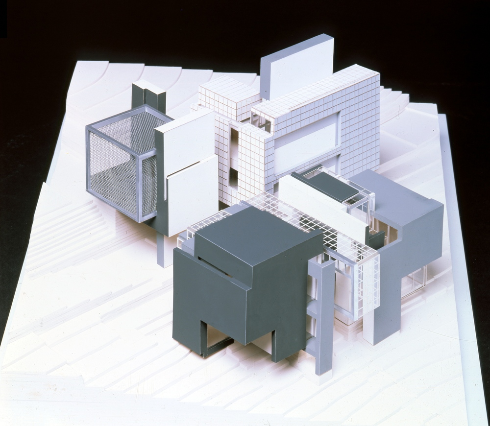 House X axon model