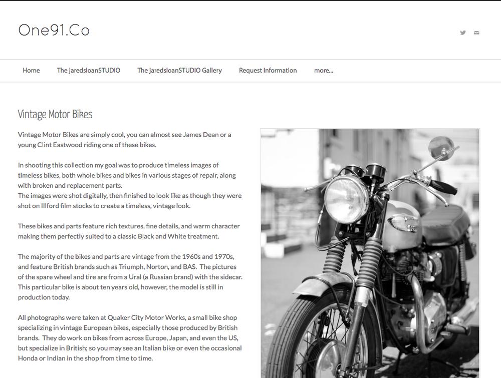 http://www.one91.co/vintage-motor-bikes.html