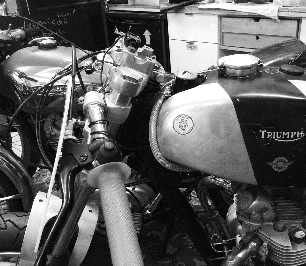 Quaker City Motor Works - Triumph, BSA, & BMW Vintage Motorcycle ...