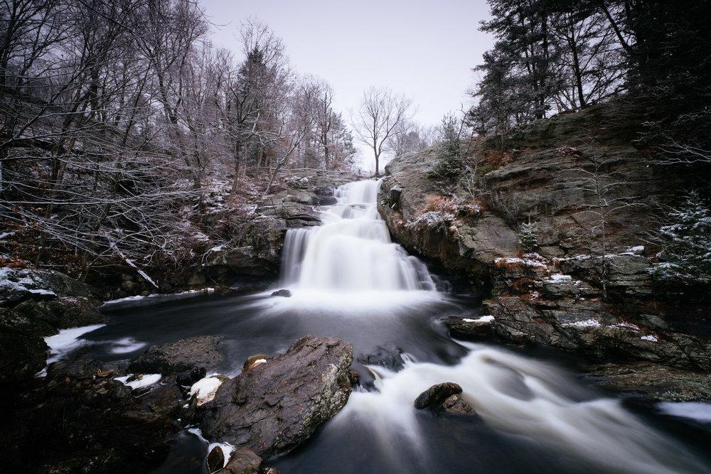 Chapman Falls - East Haddam, CT