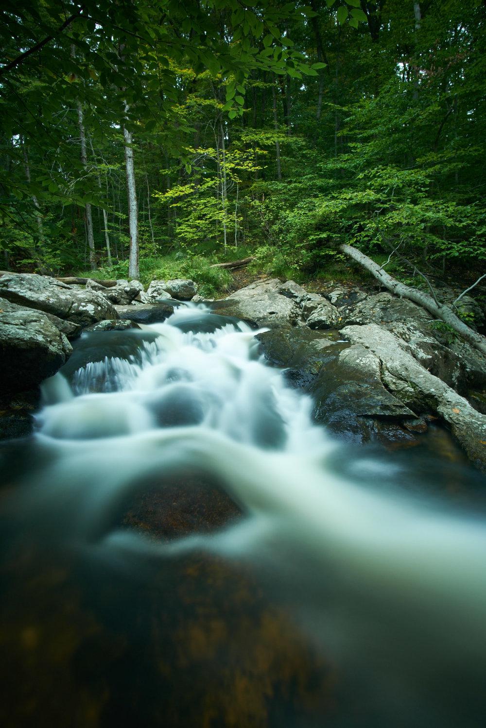 Buttermilk Falls - Chester, NJ