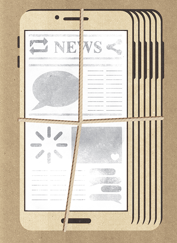 Project:  The Changing News Media Landscape, 2016