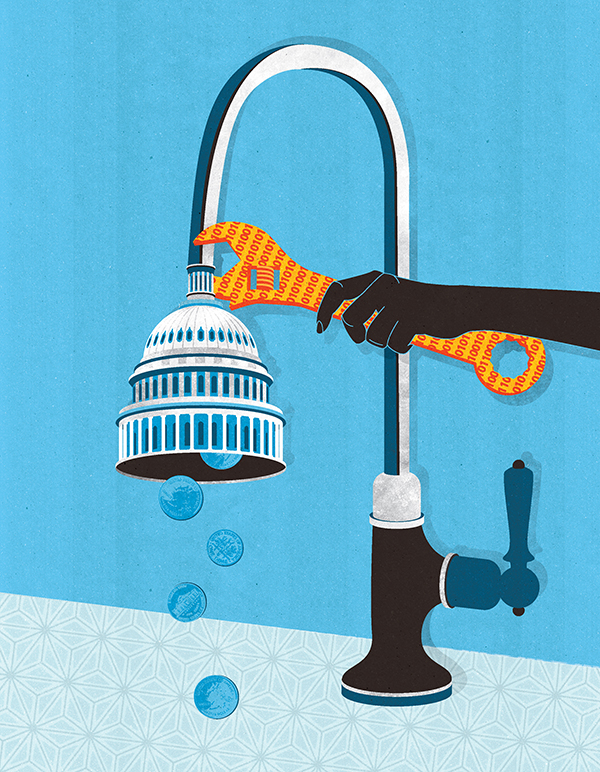 Project: Wasten Not (Fixing America's InfrastructureClient:Deloitte University Press, 2016