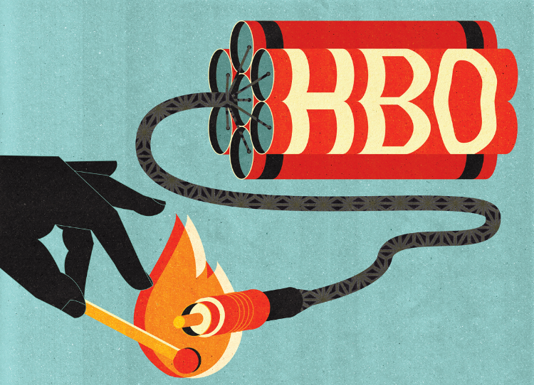 Project: The story is about HBO announcing it'll start offering stand-alone HBOGo service without cable, and how that could completely change the TV landscape. Client: Variety
