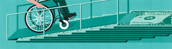 Project: New ways for the disabled to save money without endangering their federal benefits, Client: Money Magazine, 2016