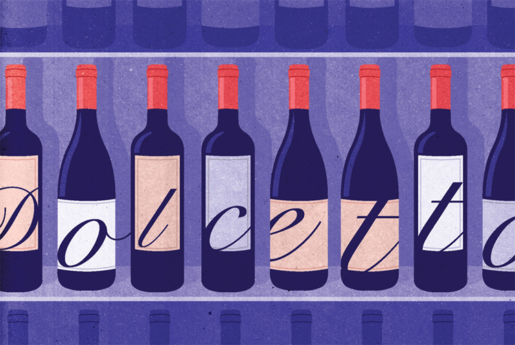 Project: Dolcetto: Italy's Overshadowed, Underestimated Wine Client: The Wall Street Journal, 2017