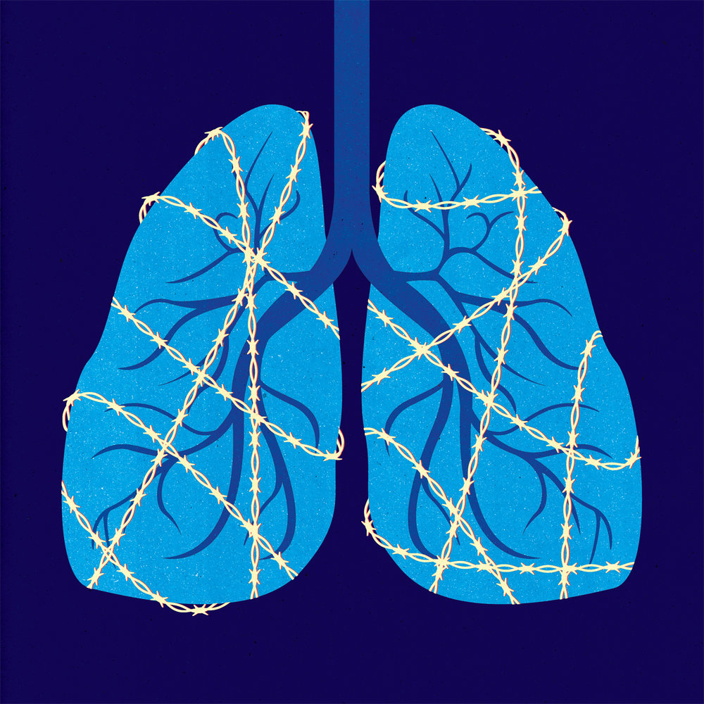 Project:Chronic Obstructive Pulmonary Disorder (COPD),Client:Heart-Lung Foundation (Hjärt-Lungfonden)Agency: Appelberg,2017
